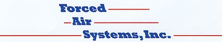Forced Air Systems Logo